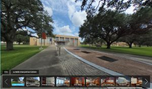 360 degree photo tour of the Museum of the Coastal Bend